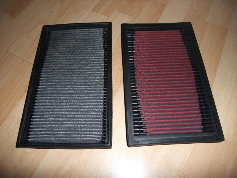 Audi K&N Sportluftfilter